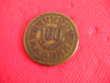 Pièce Tunisie 100 millimes - année 1960