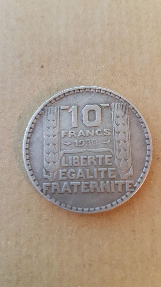 PIECEDE 10 FRANC DE 1930 0 Martigues (13)