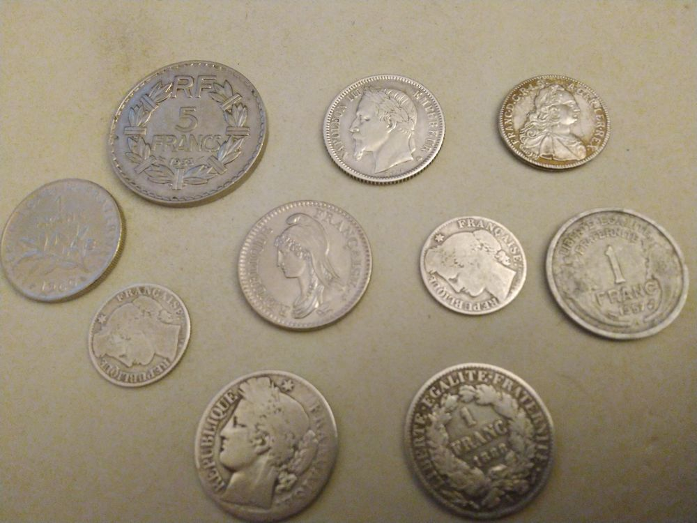pièces ancienne 18 Cenon (33)