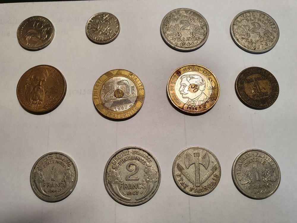 Vdx lot de pièces anciennes - monnaies 1 Molsheim (67)