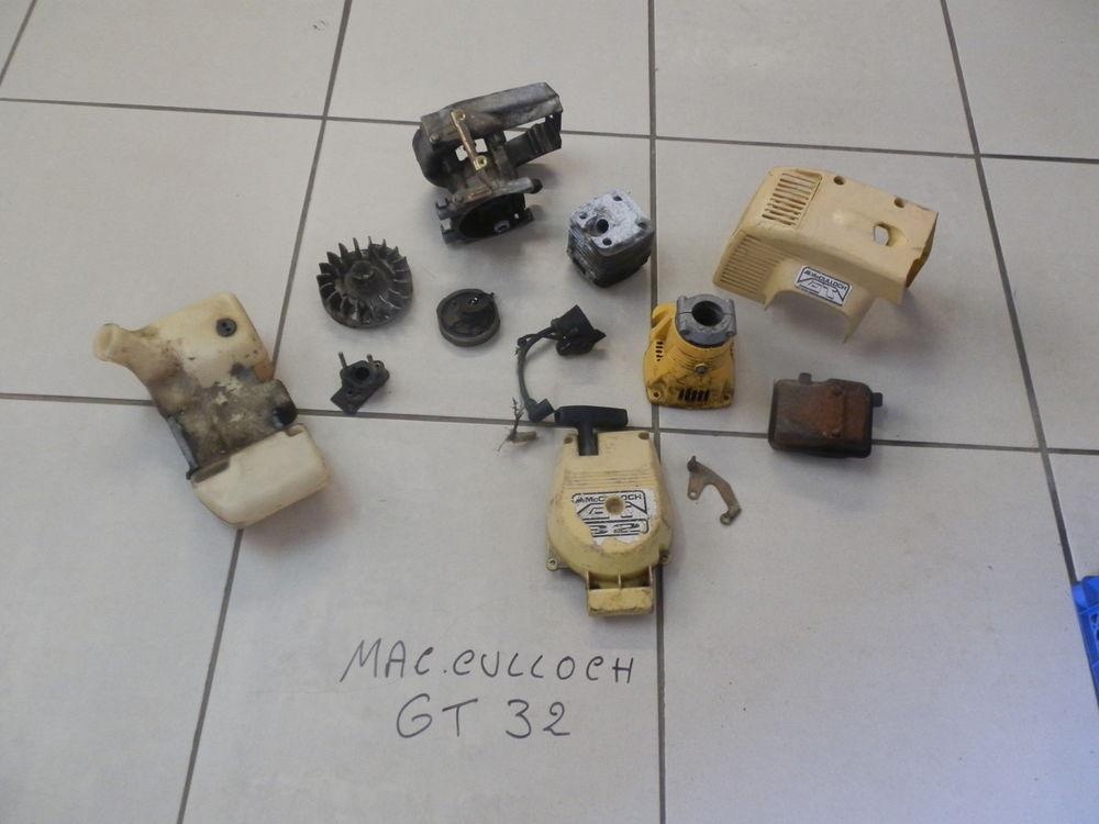 pieces debroussailleuse mac culloch gt 32 Jardin