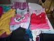Lot de 133 pièces fille 2/3 4 - 10 - 12 - 14 ans Vêtements enfants