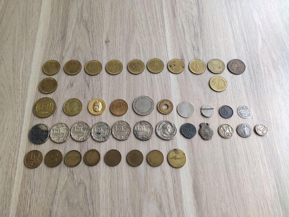 Pièces/jetons collection