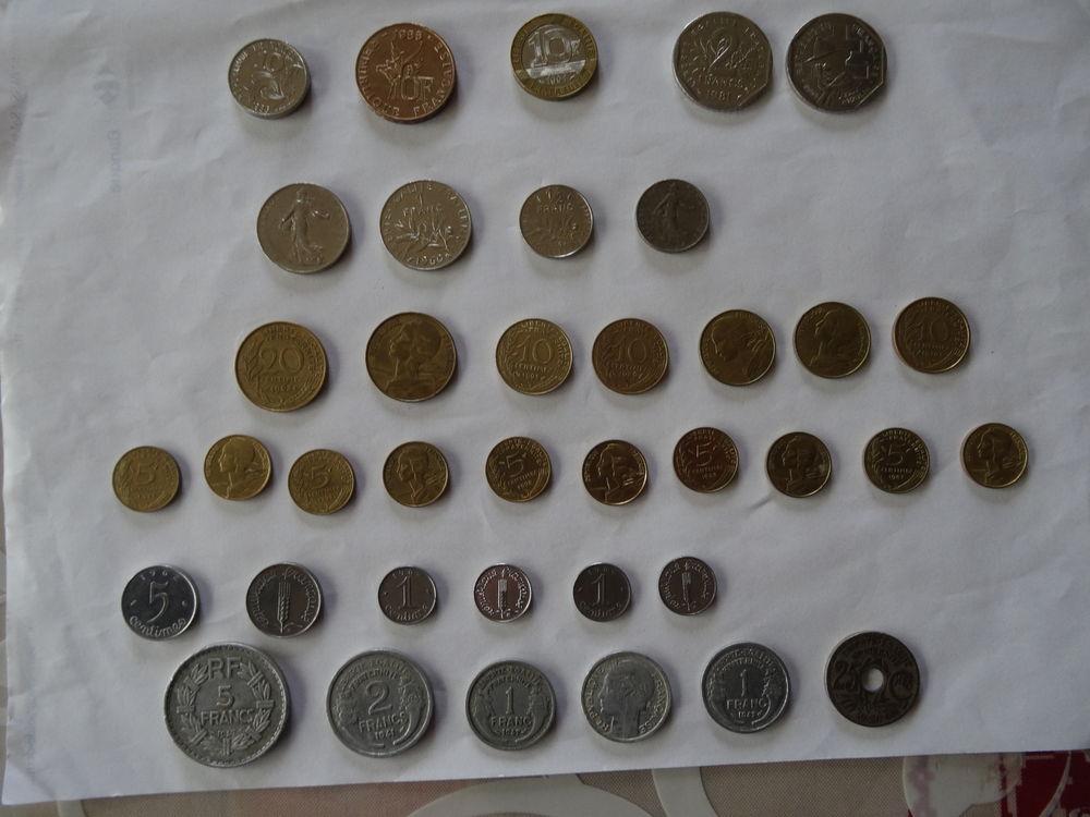 pièces de monnaie ancienne  en franc 1 Merville (59)