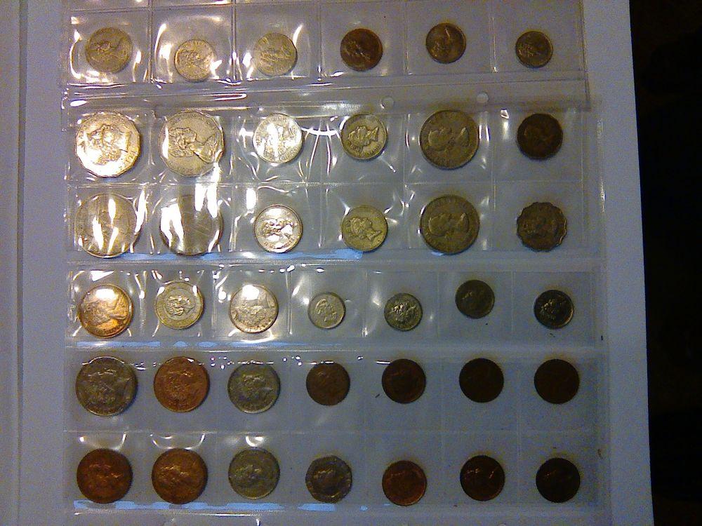 pièces monnaie anglaise 40 Saint-Junien-la-Bregère (23)