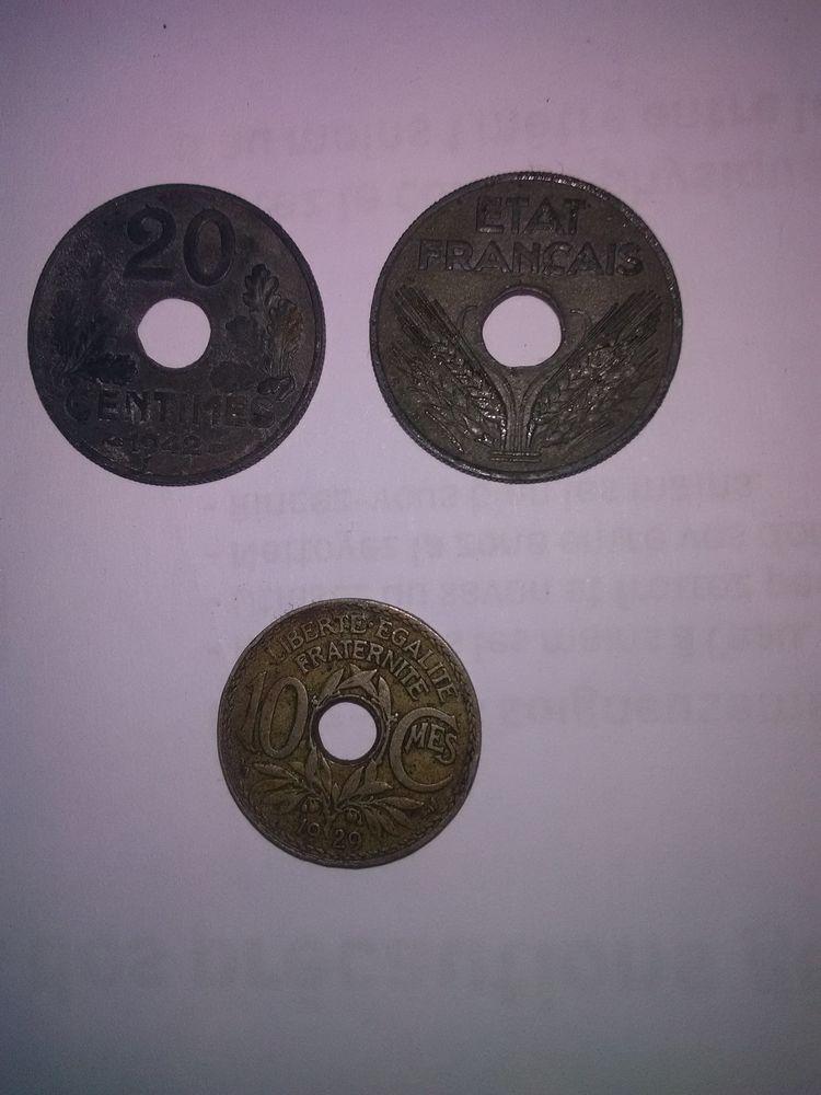 pièces de monnaie (FRANC) 1 Courrières (62)