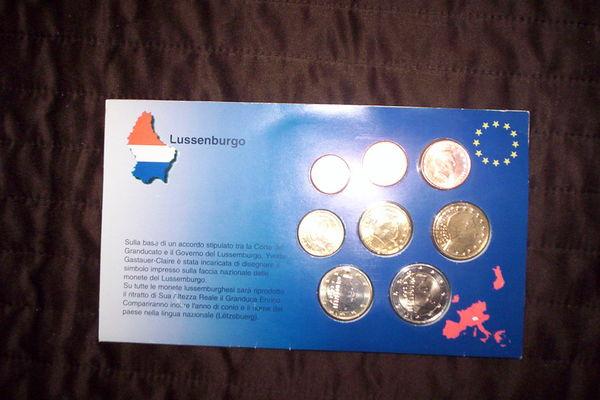pieces de monnaie du luxembourg Occasion