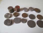 Pièces de monnaies étrangères 30 Castres (81)