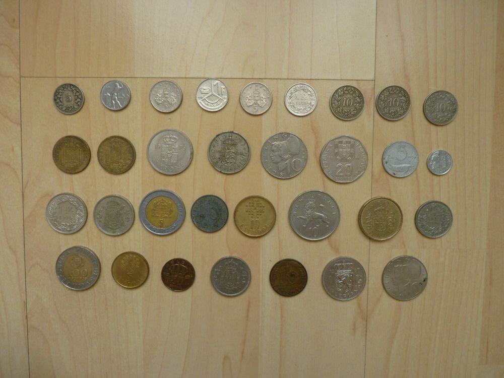 Pièces de monnaies Europe 45 Saint-Pargoire (34)