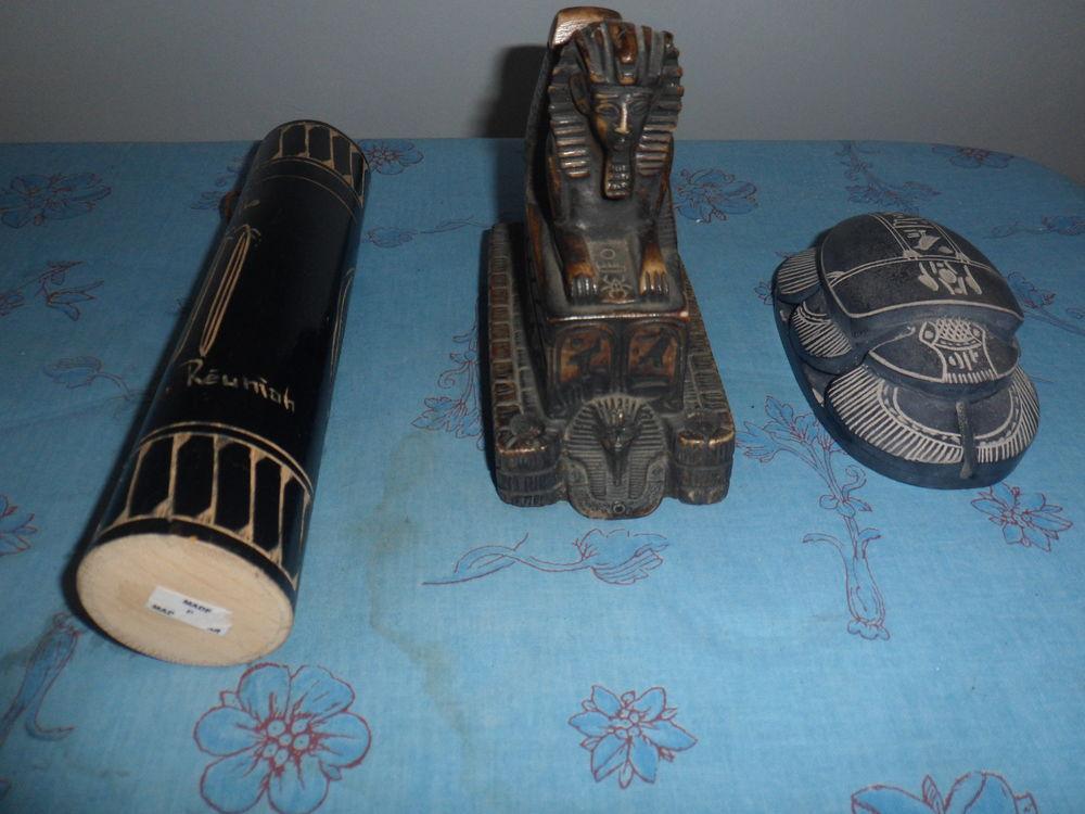 loy de 3 pieces souvenirs egypte et reunion 20 Killem (59)