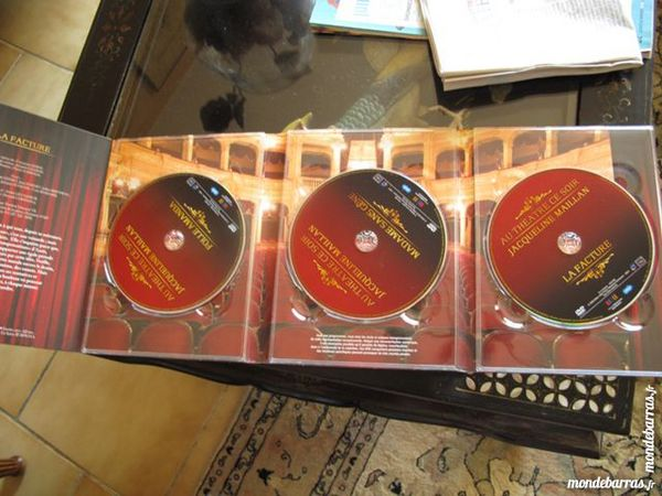 DVD PIECES DE THEATRE 10 Marseille 9 (13)