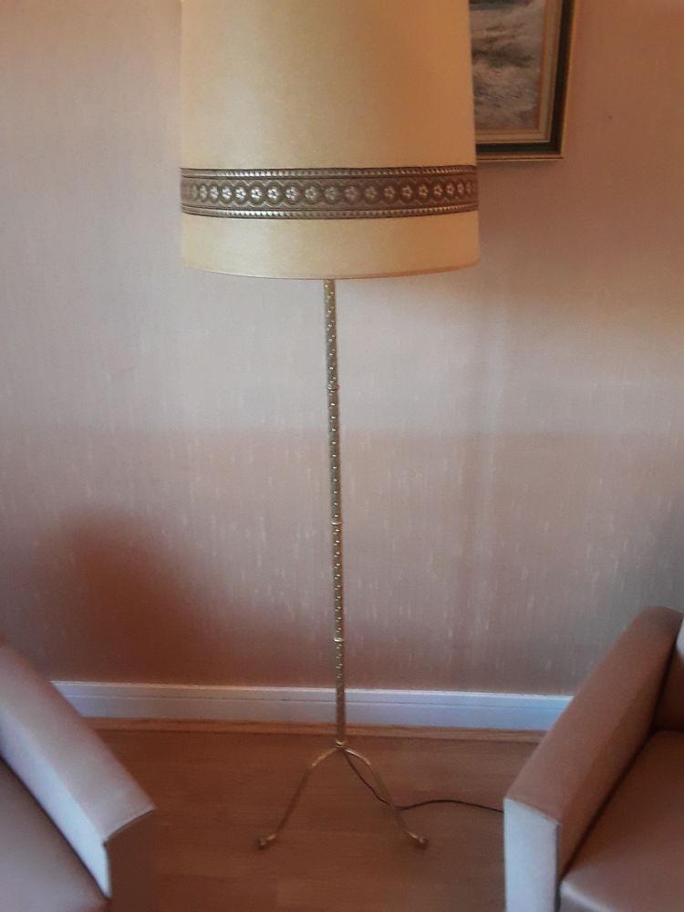 Pied de lampadaire vintage ancien, année 60/70 Décoration