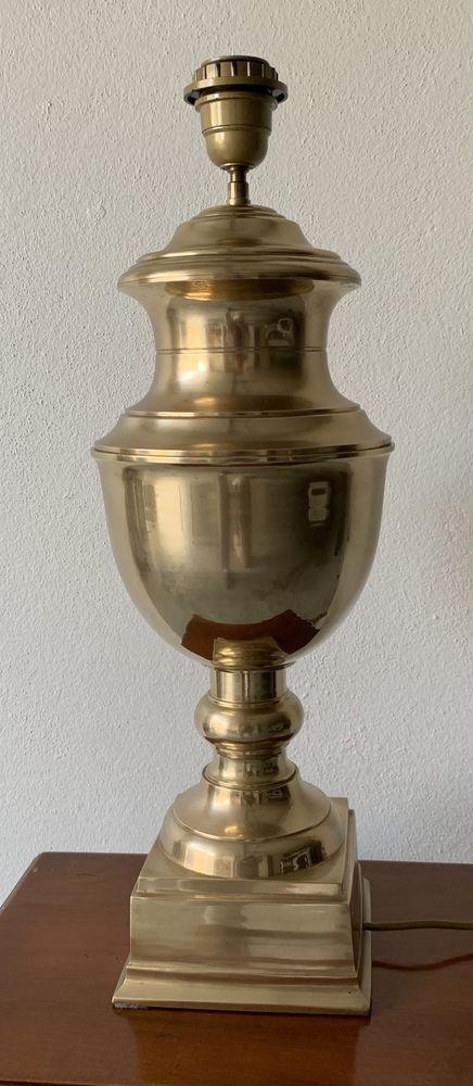 Pied de lampe à poser en BRONZE 80 La Rochelle (17)