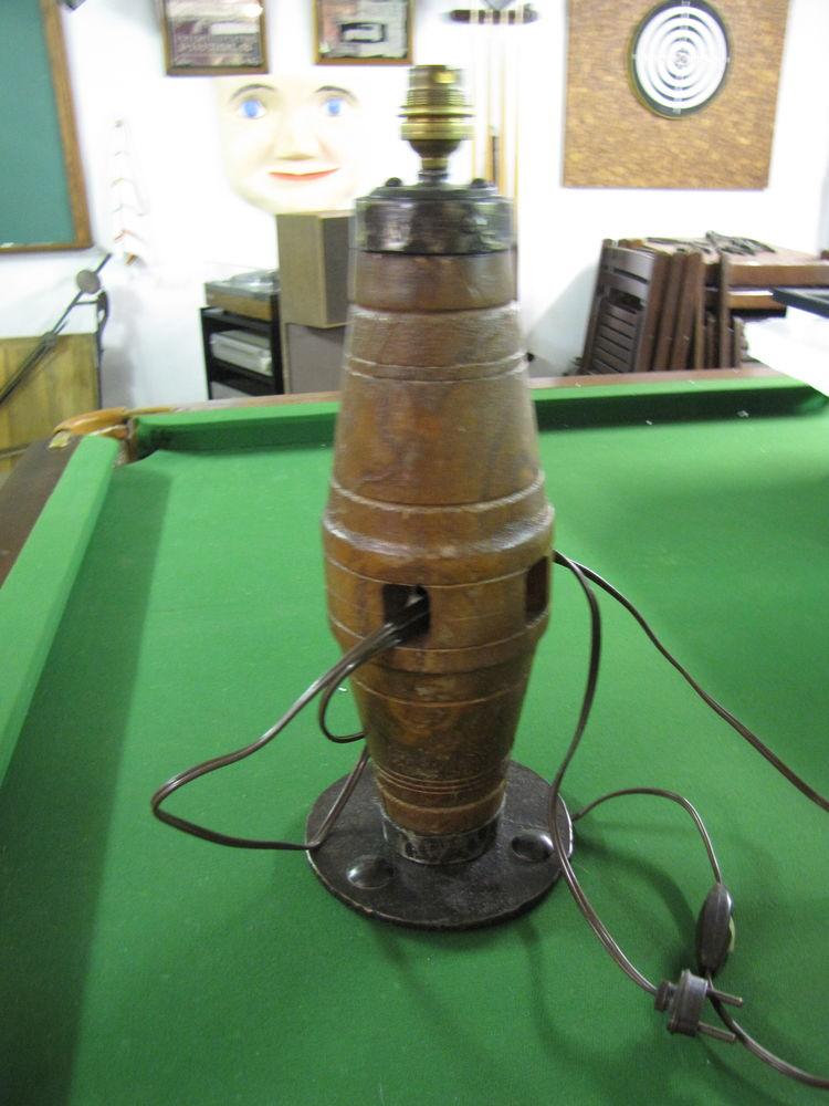 Pied de lampe rustique 18 Pierres (28)