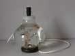 Pied de lampe en verre  Poitiers (86)