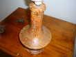 Pied de lampe vintage Roche Bobois