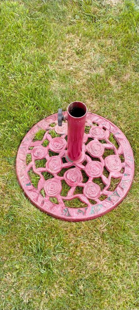 Pied de parasol Jardin