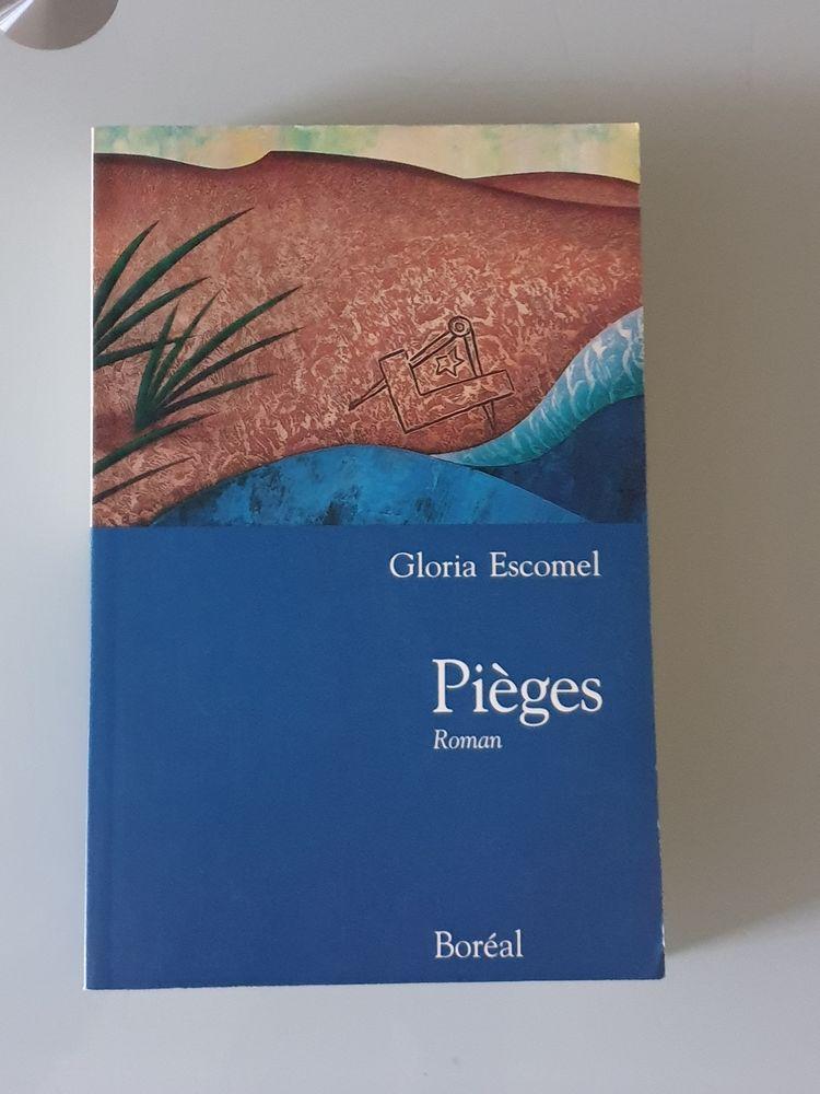 Pièges Broché de Gloria Escomel  Marseille 9 eme Livres et BD