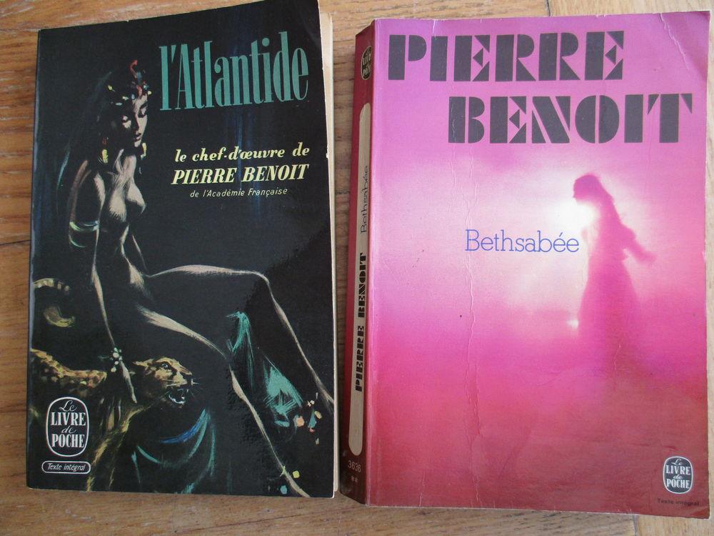 Pierre Benoit : Bethsabée et l'Atlantide 1 Sathonay-Village (69)