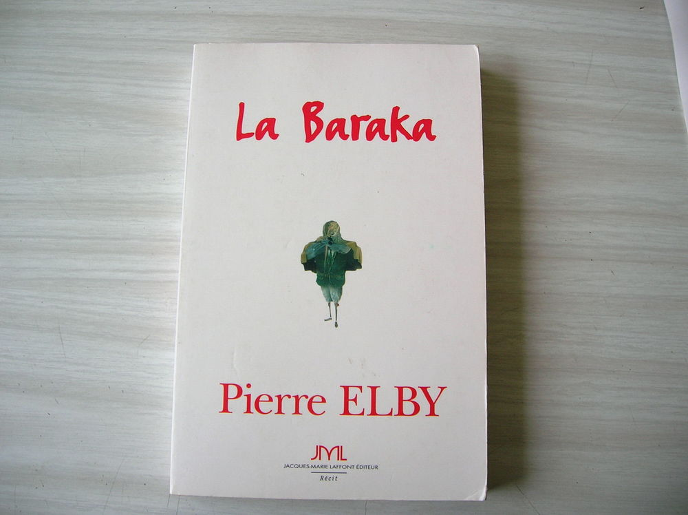 PIERRE ELBY La Baraka 125 Nantes (44)