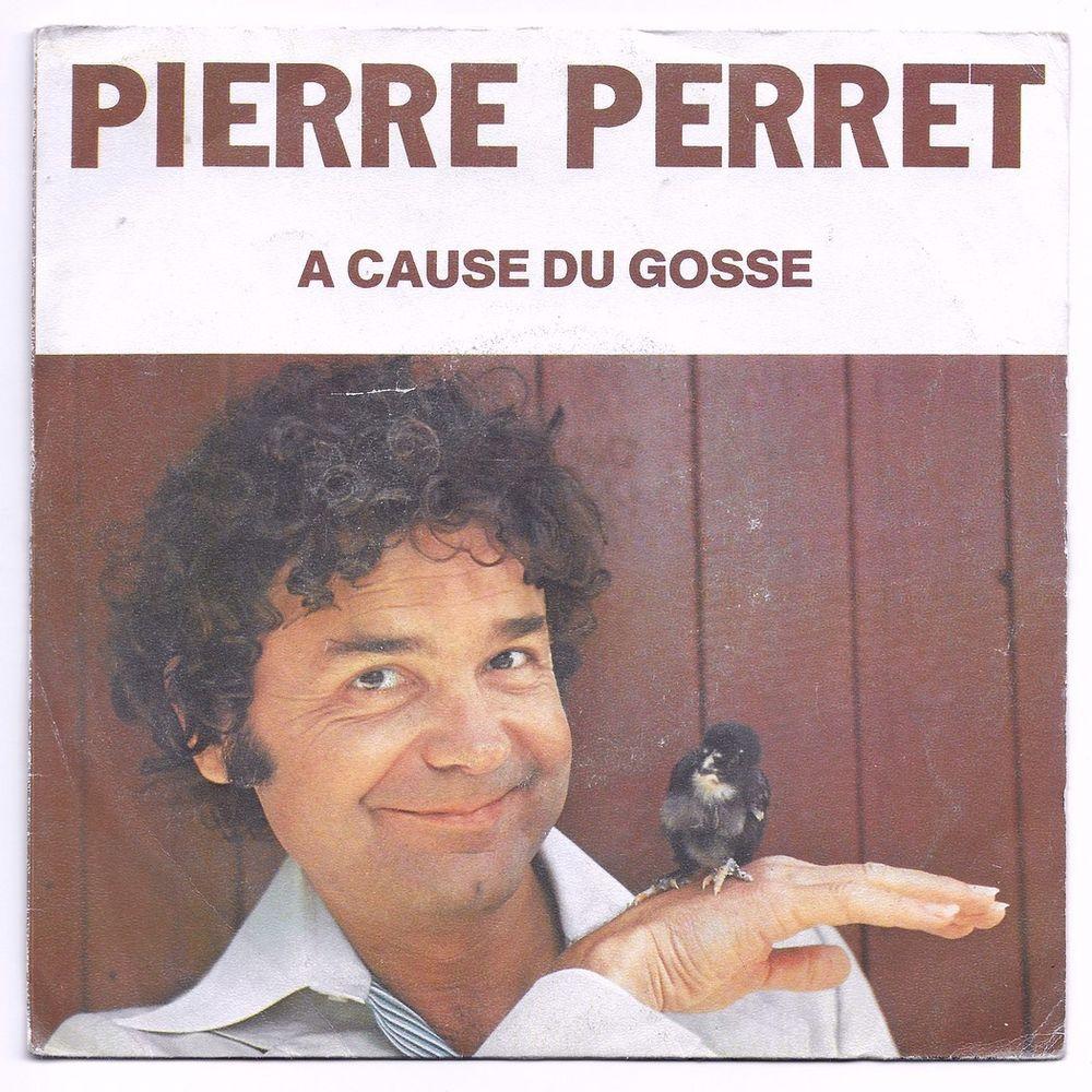 PIERRE PERRET-45t-A CAUSE DU GOSSE / ÇA VA T'FAIR'DU BIEN-78 2 Tourcoing (59)
