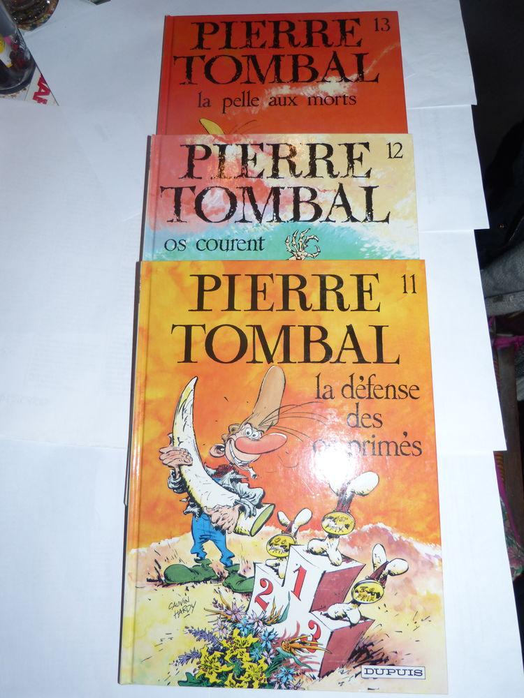 BD  -  PIERRE TOMBAL  - a choisir -  LISEZ TOUT LE TEXTE  1 Brest (29)
