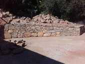 mur en pierres ,dallage,clôture 150 Vidauban (83)