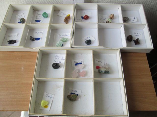Pierres et minéraux 2 Herblay (95)