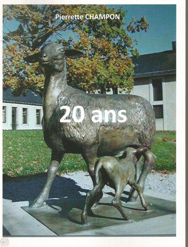 Pierrette CHAMPON 20 ans (Fête de la brebis)  8 Montauban (82)