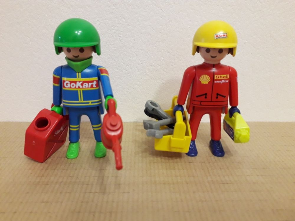 les pilotes PLAYMOBIL 4 Reims (51)
