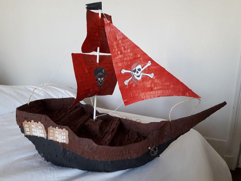 Pinata bateau pirate 20 Pantin (93)