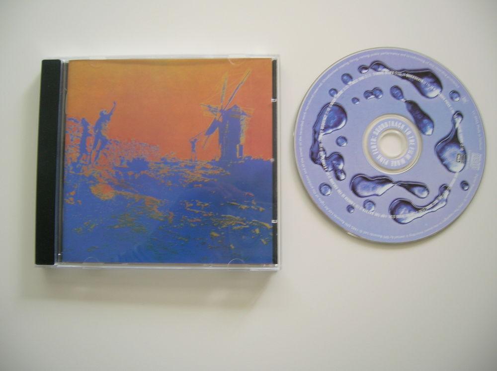 CD PINK FLOYD More 12 Nantes (44)
