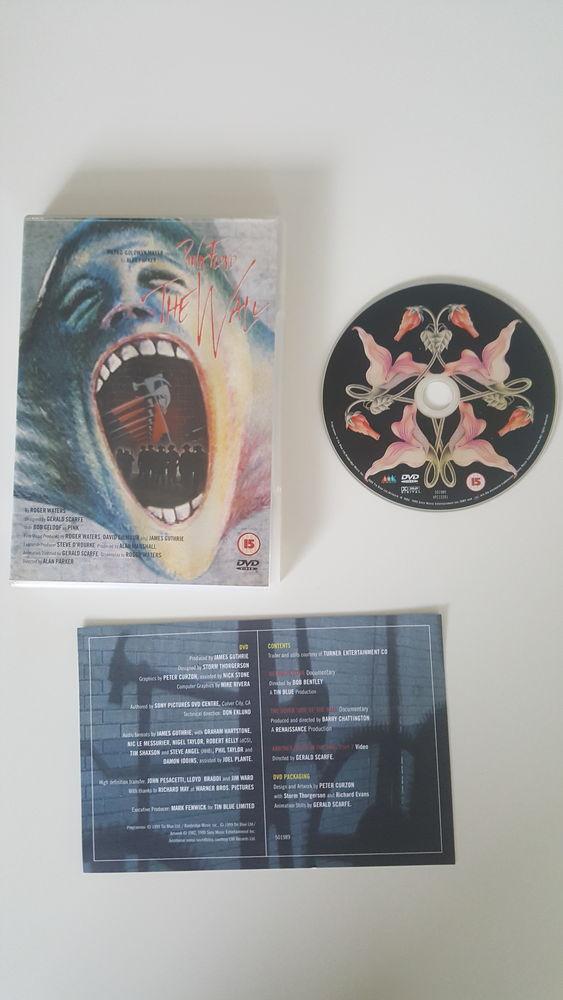 DVD PINK FLOYD The Wall 13 Sautron (44)