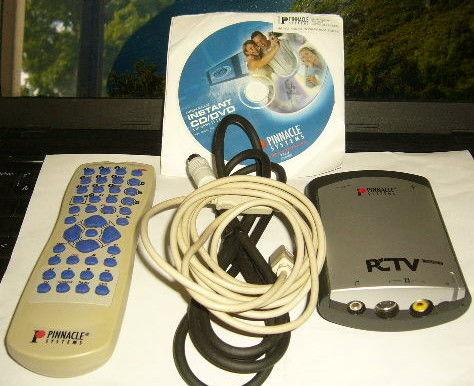Pinnacle PCTV USB Rev. 1.2 15 Versailles (78)