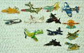 11 pins Aviation 5 Lécluse (59)