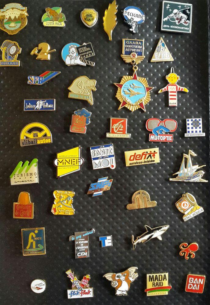 PINS, collection en LOT