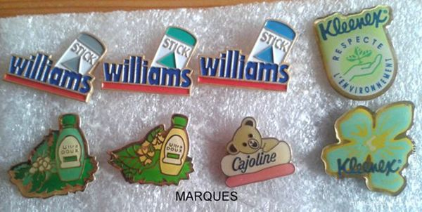 PINS MARQUES 1 Argenteuil (95)