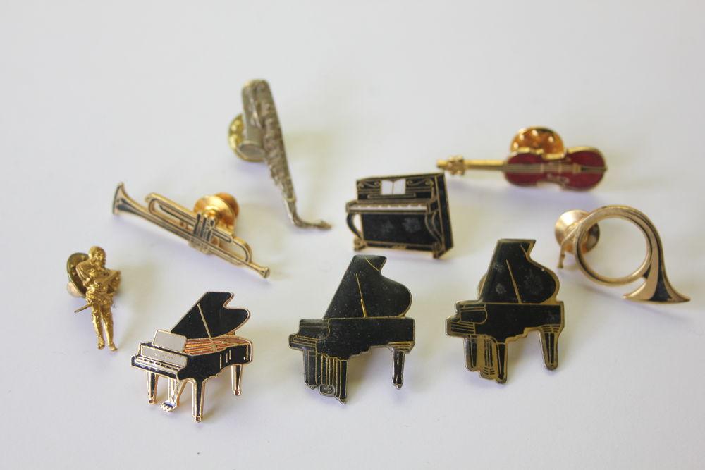 Pins musique Jazz, piano 10 Issy-les-Moulineaux (92)
