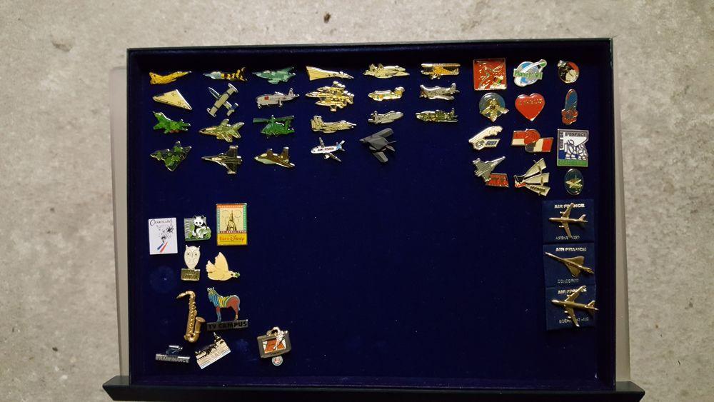 Lot 48 pins 35 Cergy (95)