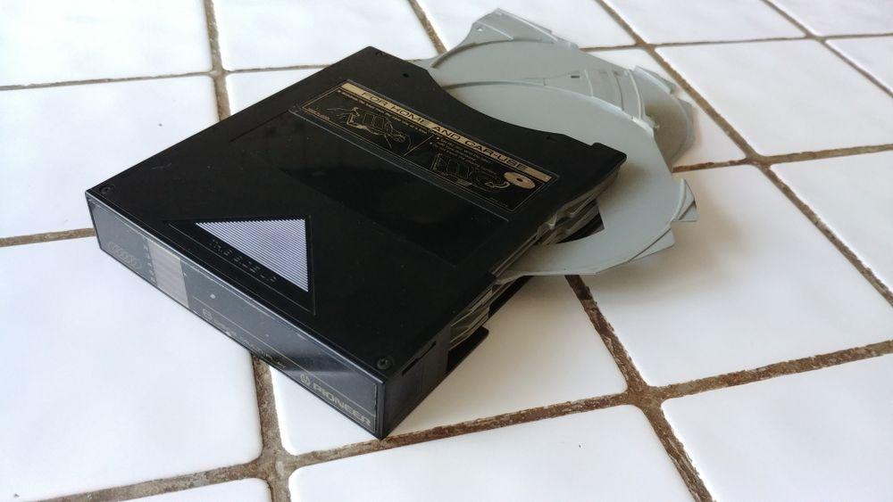Pioneer PRW 1139 casquette de 6 disques 7 Toulouse (31)