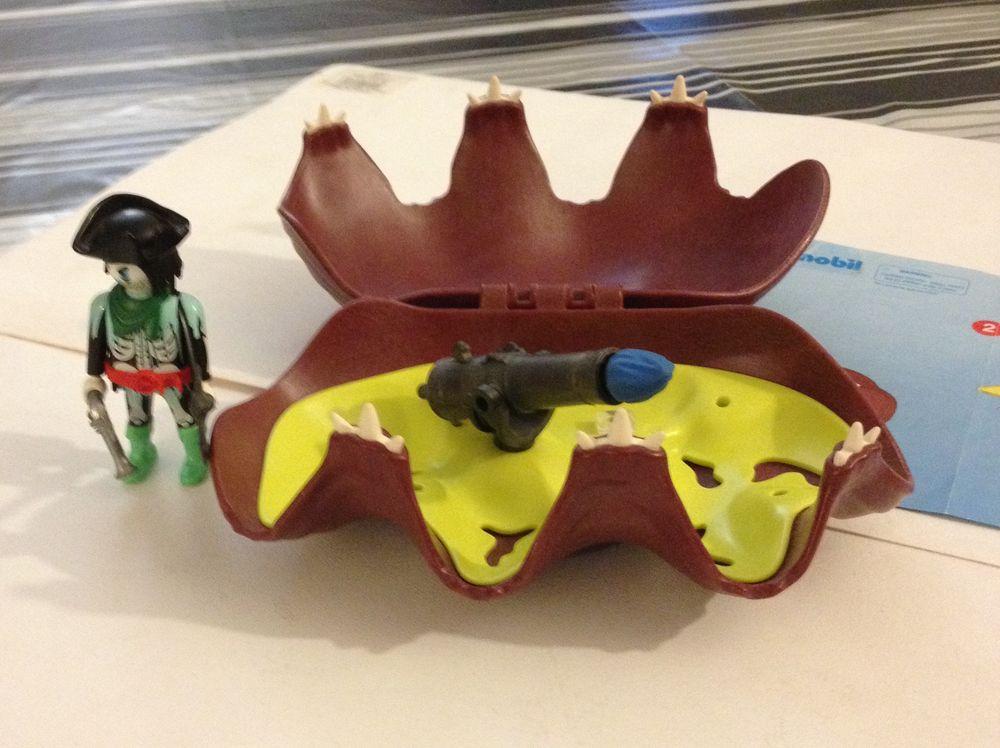 Pirate fantôme et coquillage Playmobil 4802 5 Agnetz (60)