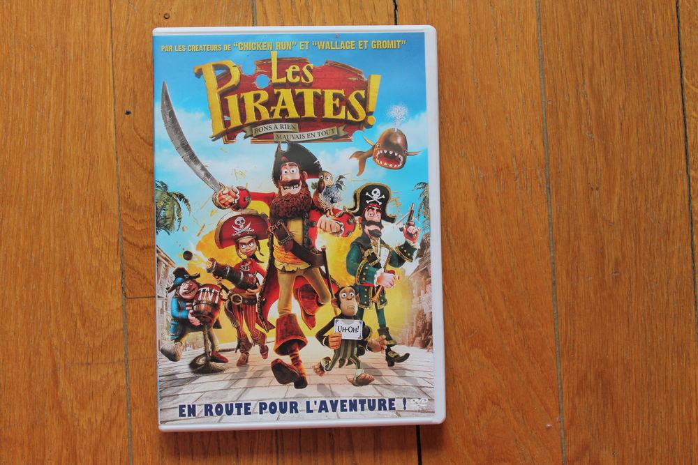 DVD LES PIRATES BONS A RIEN MAUVAIS EN TOUT 5 Dijon (21)