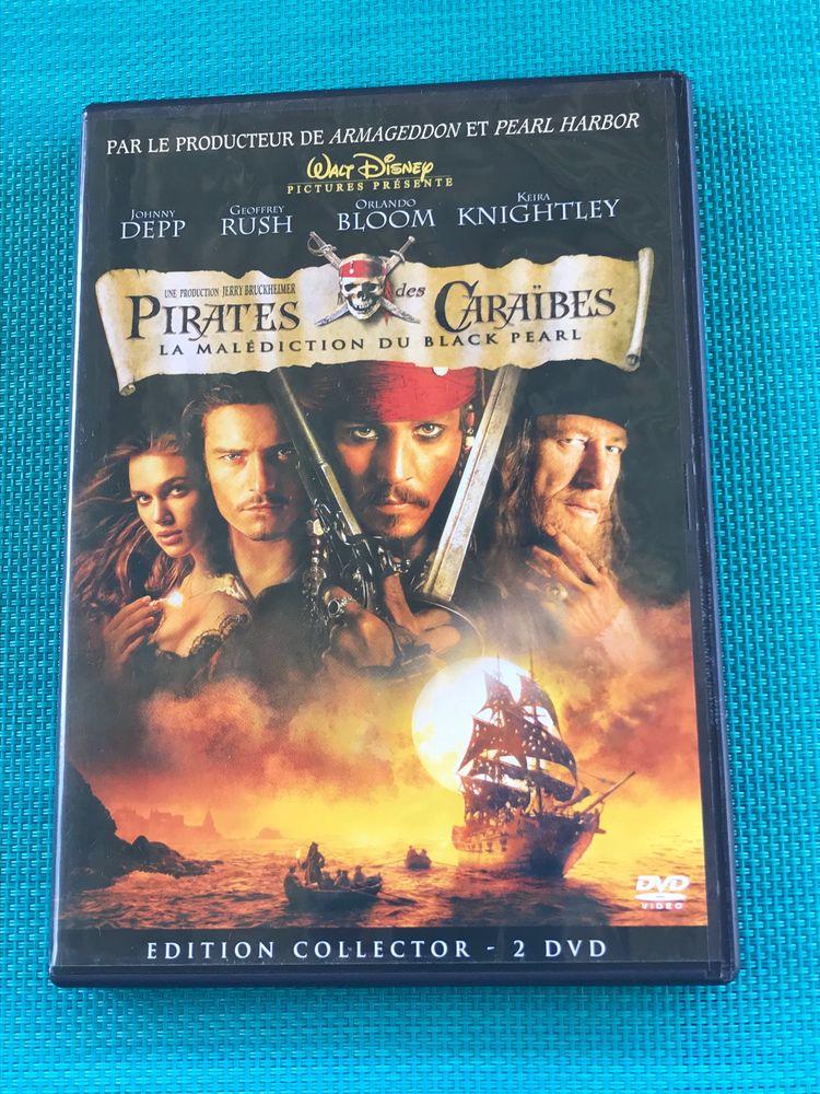 DVD Pirates des Caraïbes : La malédiction du Black Pearl 9 Strasbourg (67)