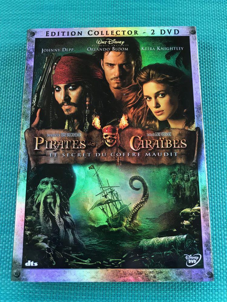 DVD Pirates des Caraïbes : Le Secret du coffre maudit 9 Strasbourg (67)
