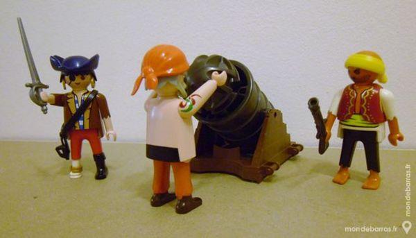 les pirates Playmobil et le canon 6 Reims (51)
