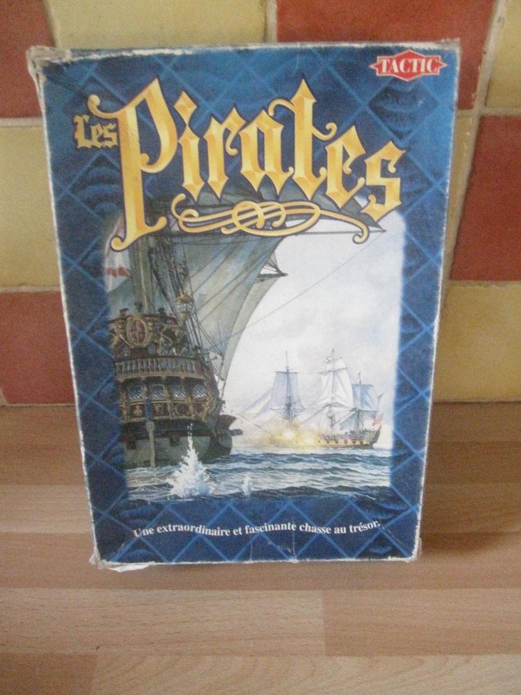 Jeu les pirates tactic 20 Saint-Jean-Pla-de-Corts (66)