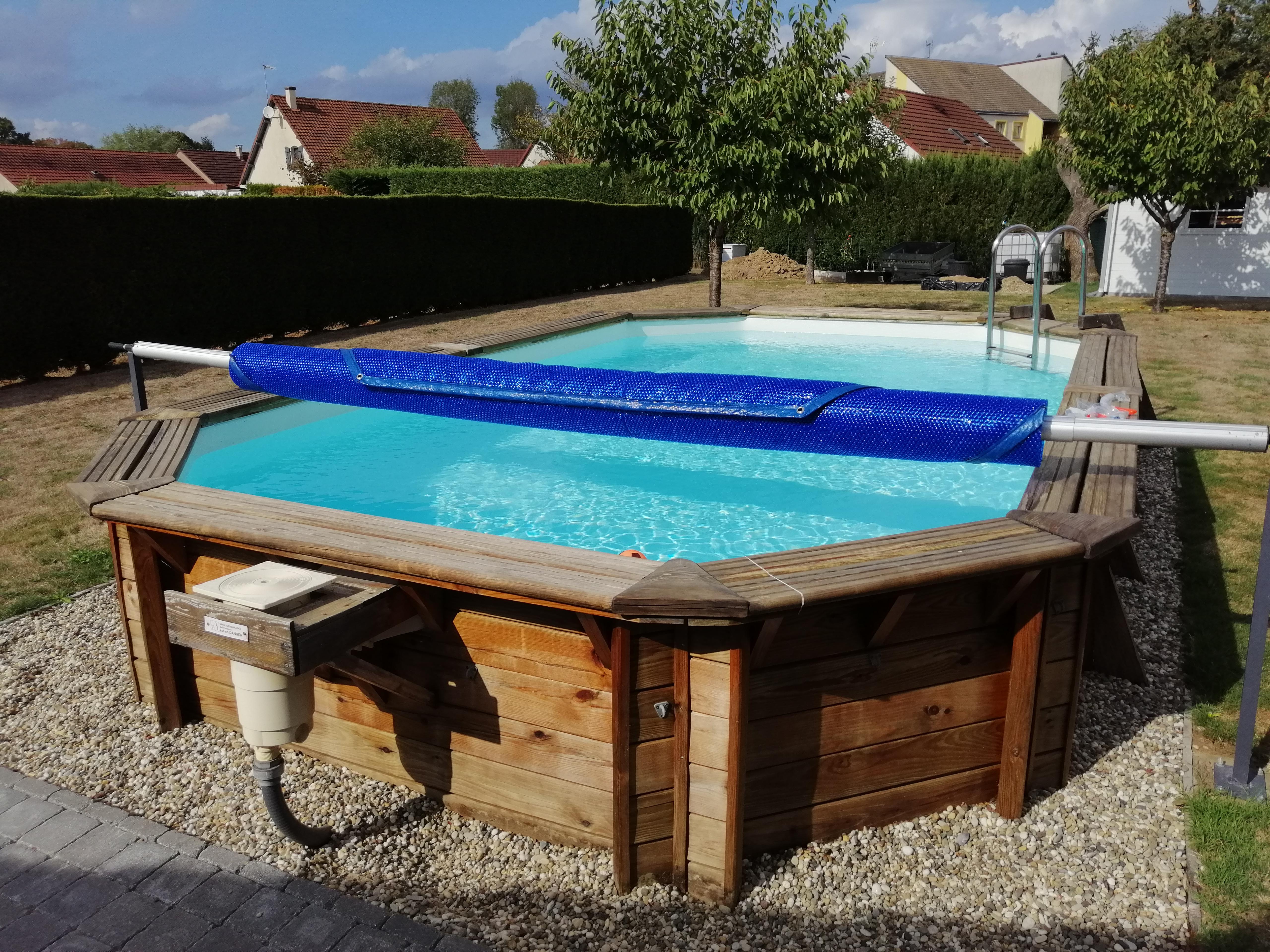 Achetez piscine hors sol occasion, annonce vente à Saint-Germain