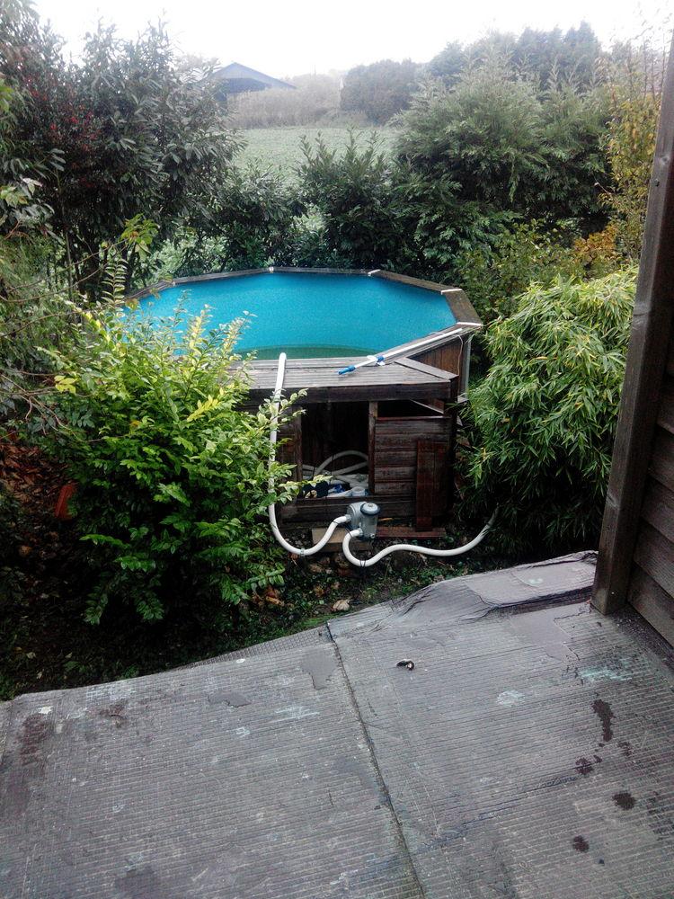achetez piscine hors sol occasion annonce vente saint luperce 28 wb154687253. Black Bedroom Furniture Sets. Home Design Ideas