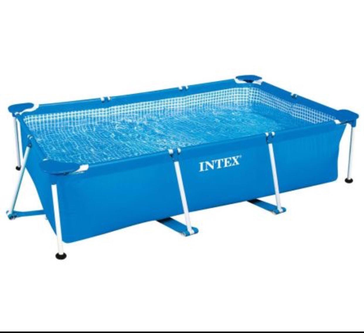 Achetez piscine intex occasion annonce vente besan on for Vendeur piscine