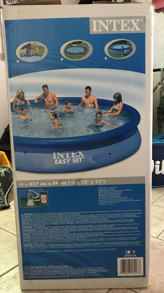 Achetez piscine pompe occasion annonce vente for Vendeur piscine